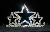 Triple Star Tiara #11387