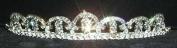 #10842 - Fine Pave European Crystal Tiara