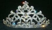 #11512 - Pave Crystal Tiara