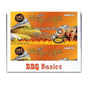 Handi Foil Wrap Ups BBQ Basics Pop Up Foil Sheets Display -- 24 per case.