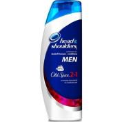 Head & Shoulders Old Spice 2-in-1 Anti-dandruff Shampoo + Conditioner, 250ml, 0.3kg