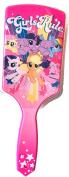 My Little Pony Girls Rule Chunky Paddle Hairbrush