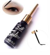 1pc Black Liquid Eyeliner Waterproof Long Lasting Make Up Eye Liner Cosmetics Eyes Liquid Beauty Eyeliner Makeup Tools