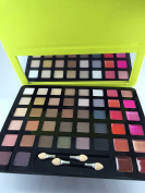 32 colour eye shadow +12 Colour Gorgeous Lipsticks Lip Gloss Makeup Palette