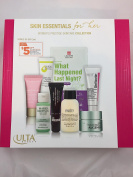 Ulta Skin Essentials for Her Woman's Prestige Skincare Collection Set Holiday 2016