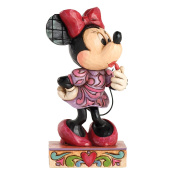 Disney Traditions Minnie Mouse with Lipstick