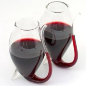 Port Sipper Glasses by Bar Originale (2 Pack) - Bring out the full flavour of Port with these Port Sipper Glasses.