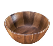 Zassenhaus Salad Bowl/Fruit Bowl, Acacia Wood 25 cm