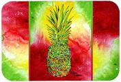 """Caroline's Treasures 8395-CMT """"Pineapple"""" Kitchen or Bath Mat, 50cm by 80cm , Multicolor"""
