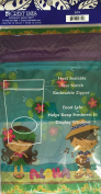 Great Lines Hawaiian Food Grade Reclosable Stand Up Zipper Present Bags Pouches
