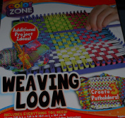 Colour Zone Weaving Loom Kit - Make 3 Potholders