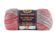 Lion Brand Yarn 828-301 Shawl in A Ball, Moonstone