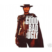 Urparcel Hot Stuff Enterprise 4723 12x18 LM The Good The Bad and The Ugly Clint Eastwo