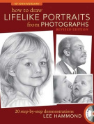 North Light Books - How to Draw Lifelike Portraits from Photographs