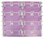 Allen Tel Products GB183B4 Full Module, 43cm By 50cm Backboard, Purple