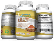 NuMoon Naturals Turmeric Curcumin Plus Bioperine 1200mg Extra Strength Capsules Immune System Booster Anti-Inflammatory Joint Pain Supplements