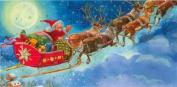 Mini Advent Calendar - Santa Is Coming - Winter Wonderland by Coppenrath Verlag