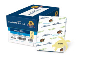Hammermill Paper, Colours Ivory, 11kg, 8.5 x 11, Letter, 5000 Sheets / 10 ream Case(104406C), Made In The USA