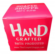 Sweet Heart Bath Bomb Set of Six by Soapie Shoppe