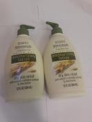 2x pk - Spa Haus Dry Skin Relief Moisturising Lotion 350ml