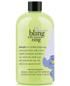 Philosophy Trolls Guy Diamond's bling with lemon zing! Shampoo, Bubble Bath & Body Wash shower gel limited edition special
