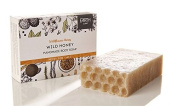 Earth Luxe Hand Made Facial Soap- Wild Honey