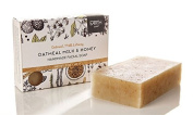 Earth Luxe Handmade Facial Soap- Oatmeal Milk and Honey