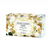 Zeyteen Secret Garden Olive Oil Jasmine Soap 250g 260ml