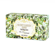Zeyteen Secret Garden Olive Oil Soap 250g 260ml