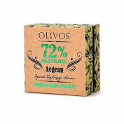 Olivos Organic Soap Aegean 150g 160ml