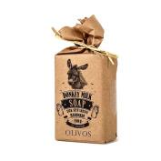 Olivos Handmade Donkey Milk Soap 180g 190ml