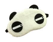 Creative Cartoon Eye Mask Funny Soft Eyeshade Ice Compress Eye Mask Panda Style