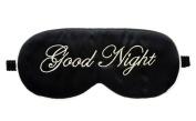 Fashion 100% Silk Sleep Eye Mask Eyeshade Soft Office Eye Mask