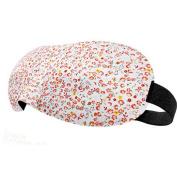 Adjustable Eye Mask Sleep Mask Eye-shade Relaxing Sleeping Eye Cover-Floral