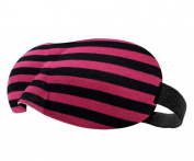 Unique and novel 3D Design Sleep Eye Mask Assure No Pressure-Red