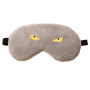 Cartoon Sleeping Eye Mask Sleep Mask Eye-shade Aid-sleeping Leopard Rose