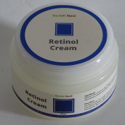 Retinol Cream - All Natural, All Herbal, Handcrafted Retinol 2.5% Cream for Day and Night