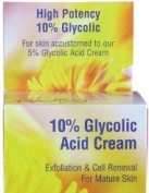 Reviva Labs 10% Glycolic Acid Cream -- 45ml