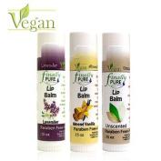 Finally Pure - Vegan Lip Balm Set
