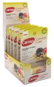 Carmex Lip Balm Comfort Care Oatmeal Stick 0.15 Ounce (6 Pieces)