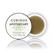 Matcha Mint lip balm. Match green tea and mint. Antioxidant power and freshen your lips.