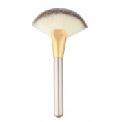 Mosunx(TM) Large Fan Goat Hair Blush Face Powder Foundation Cosmetic Brush
