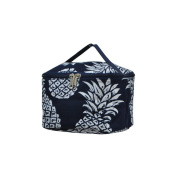 Southern Pineapple Print NGIL Cosmetic Case
