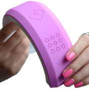 LED Nail Dryer for Gel Polish Nail 6W Curing Light by Anesidora