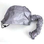 Pure Acoustics Quick-Dry Salon Pro Hair Bonnet Dryer Attachment, Silver, 710ml