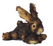 Plush Rabbit Dog Toy