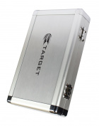 Target Galaxy Case Aluminium Dart Case