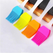 New Fashion Silicone Baking Bread Cake tools Pastry Oil Cream BBQ Utensil safety Basting Brush for cooking Pastry Tools