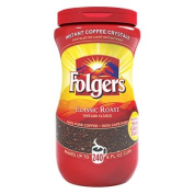 Folgers Classic Roast Instant Coffee Crystals (470ml)