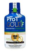 ProT GOLD + Fibre - Tropical Sugar Free - 470ml